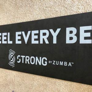 Strong by Zumba Mat